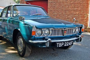 Rover 2000SC P6, 1967 For Sale