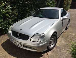 2003 Mercedes SLK 200 For Sale