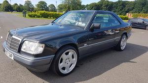 1995 Mercedes w124 coupe E220 For Sale