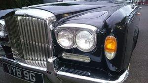 BENTLEY T1  1969  6.3   V8  BLACK For Sale