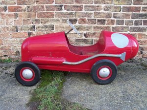 "Triang ""Brooklands"" Pedal Car For Sale"