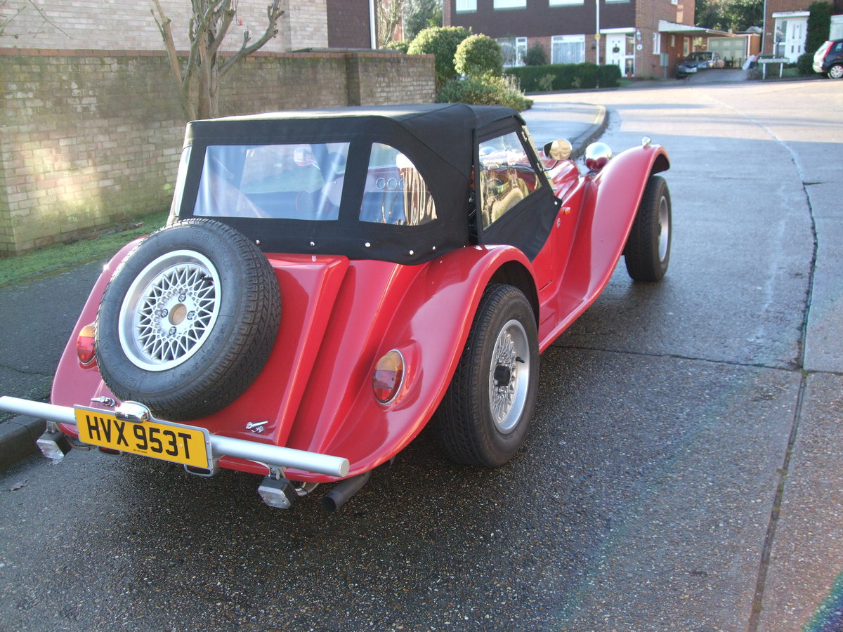 1978 MerlinTF Kit Car For Sale (picture 1 of 6)