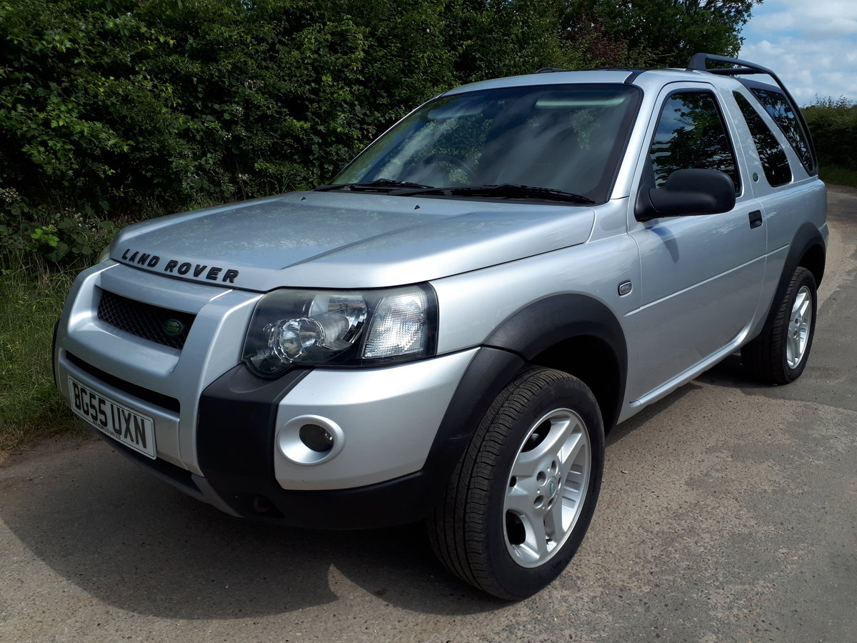 2005 Freelander 2.0 TD4. For Sale (picture 1 of 6)