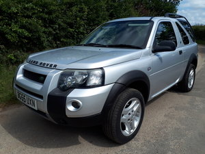 2005 Freelander 2.0 TD4. For Sale