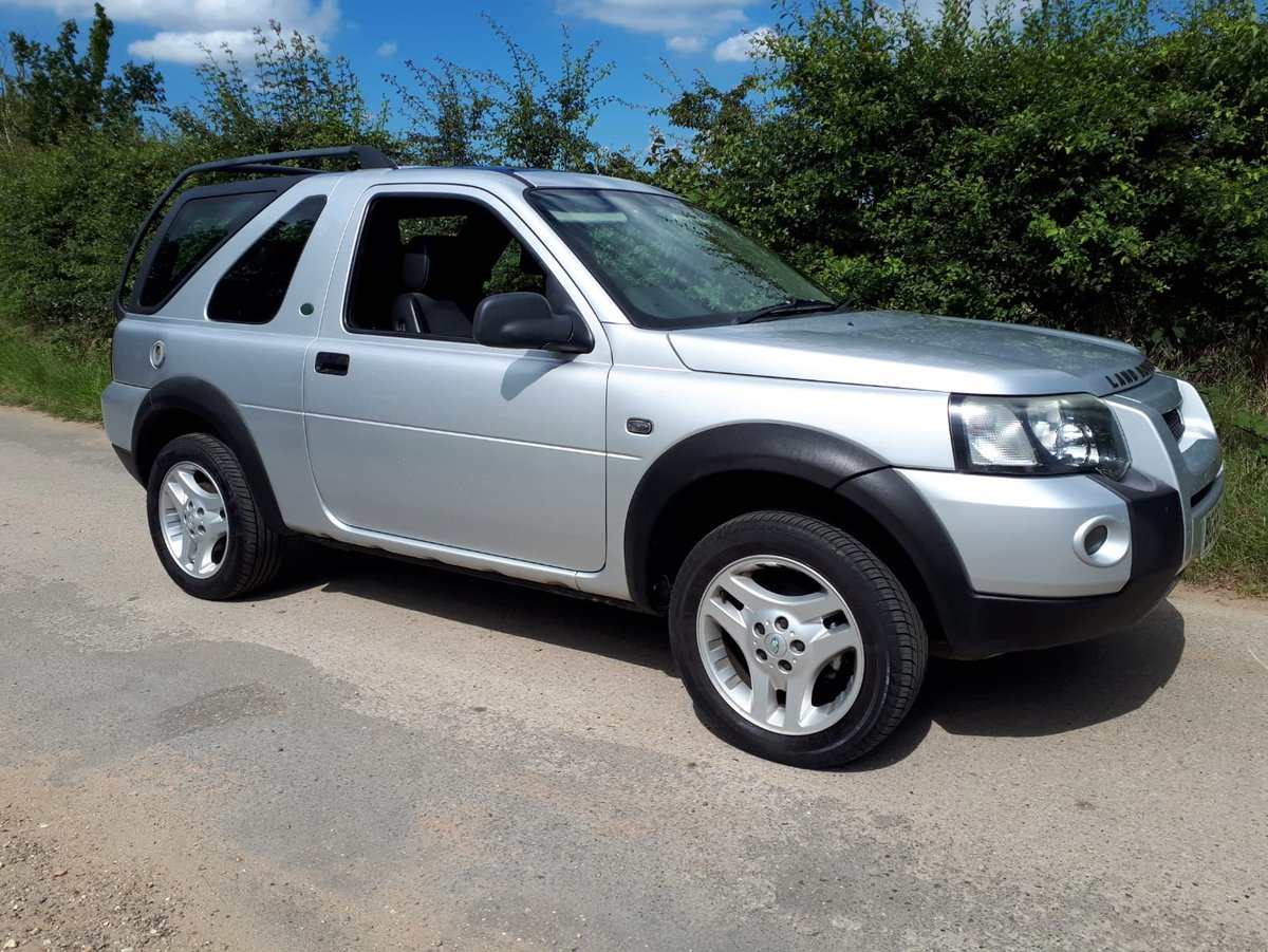 2005 Freelander 2.0 TD4. For Sale (picture 2 of 6)