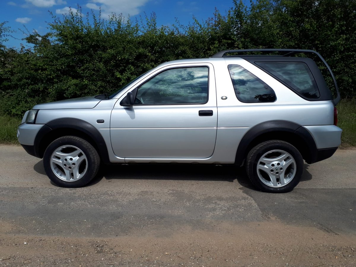2005 Freelander 2.0 TD4. For Sale (picture 3 of 6)