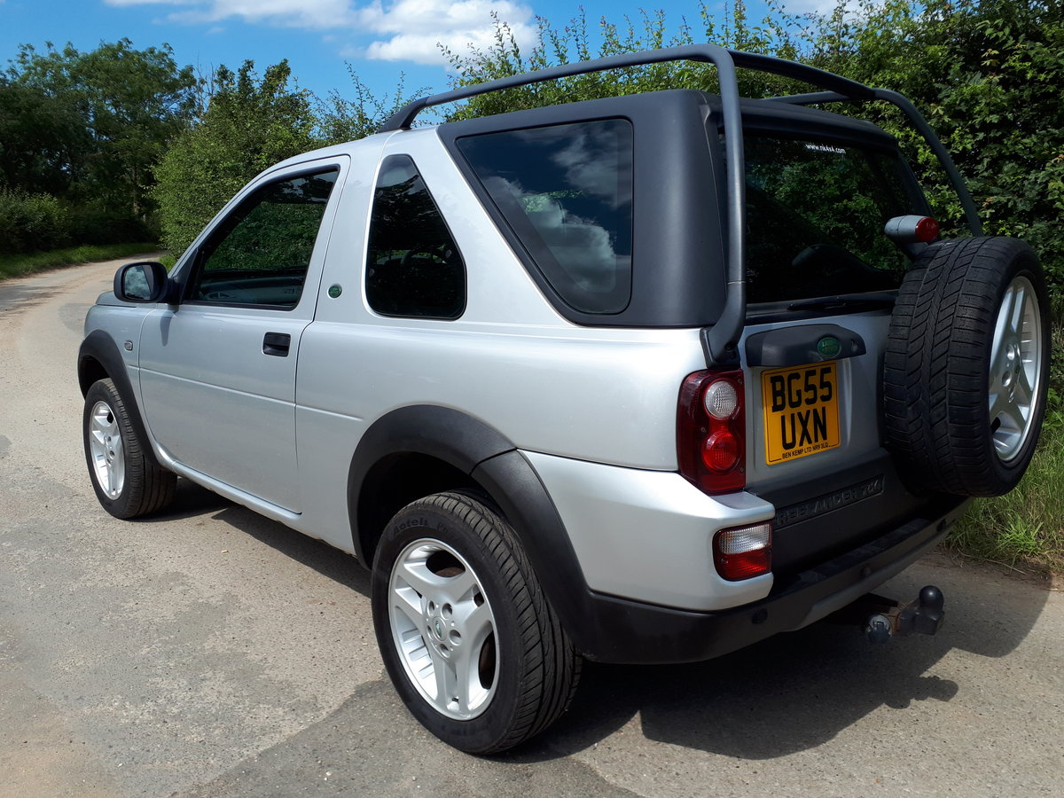 2005 Freelander 2.0 TD4. For Sale (picture 6 of 6)