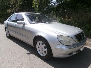 Mercedes-benz s430 automatic,12 months mot 1999 For Sale
