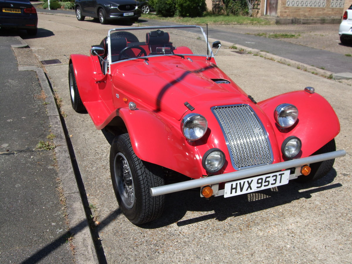 1978 MerlinTF Kit Car For Sale (picture 4 of 6)