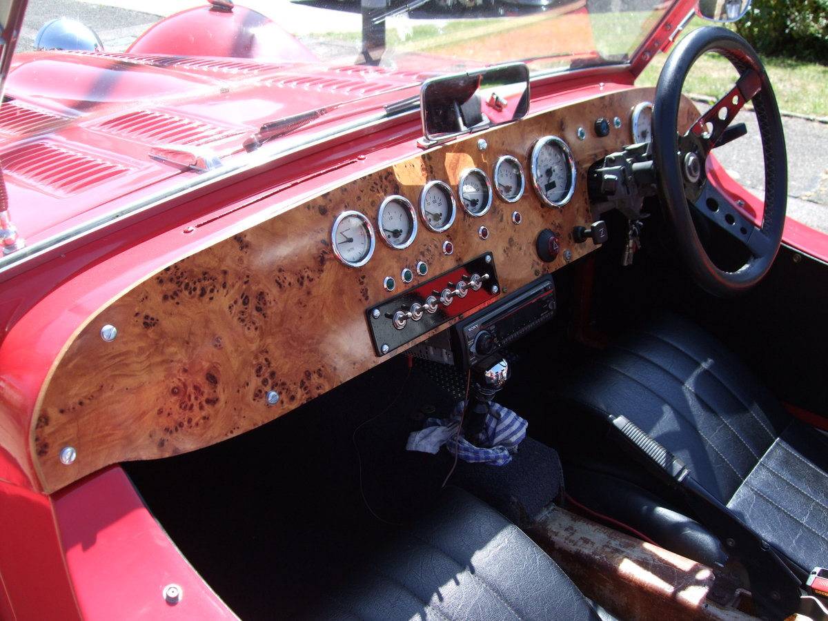 1978 MerlinTF Kit Car For Sale (picture 5 of 6)