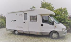 2004 Laika EcoVip 6.2 Motorhome For Sale