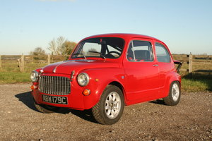 1966 Tornado Fiat 600 Lotus Rare historic classic For Sale