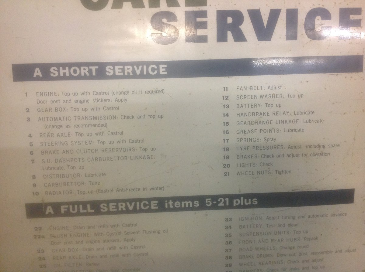 CASTROL1960's garage wall sign For Sale (picture 2 of 3)