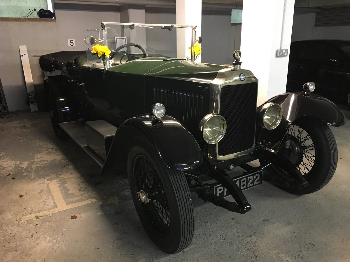 1926 VAUXHALL 14/40 PRINCETON SUPERB EXAMPLE  For Sale (picture 1 of 6)
