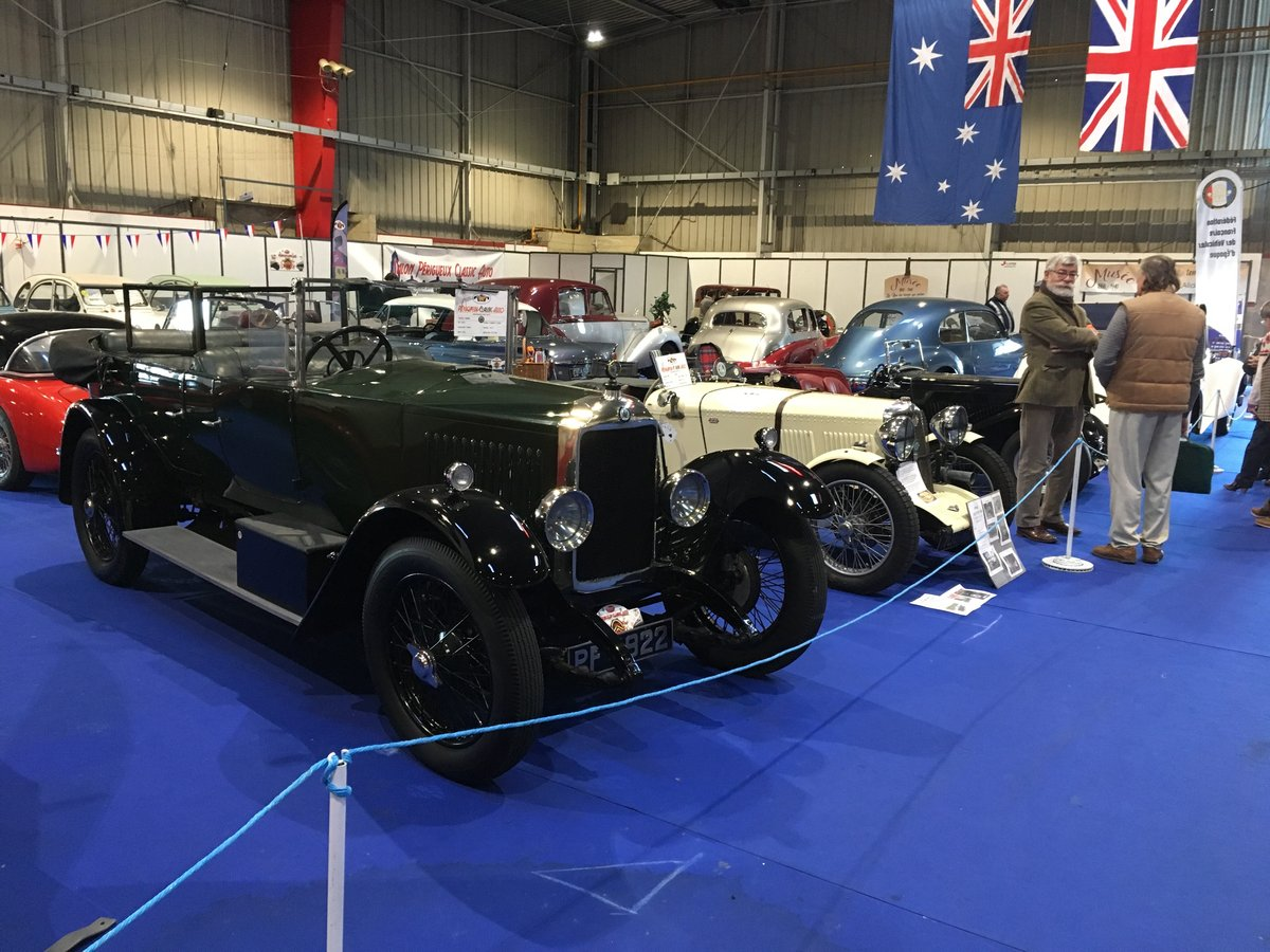 1926 VAUXHALL 14/40 PRINCETON SUPERB EXAMPLE  For Sale (picture 3 of 6)