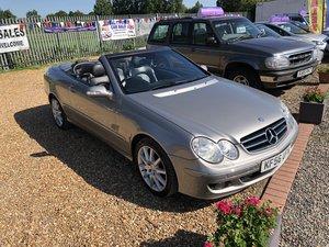 2006 Mercedes-Benz CLK 1.8 CLK200 Kompressor Avantgarde For Sale