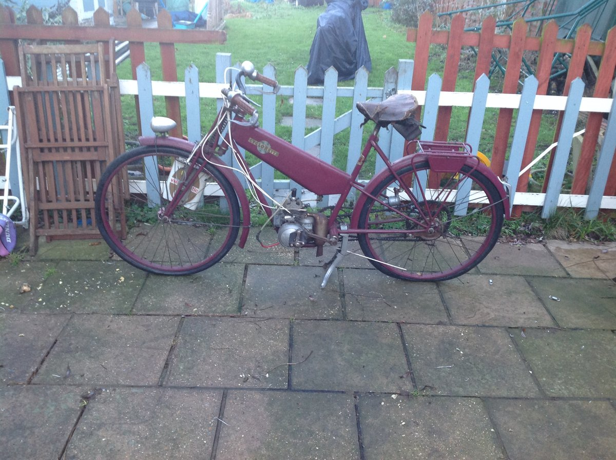 1940 Cyclorette For Sale (picture 1 of 4)