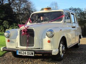 1995 FAIRWAY TAXI CLASSIC WEDDING  For Sale