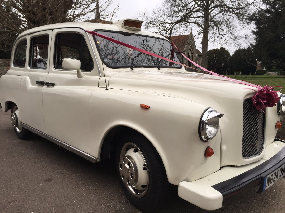 1995 FAIRWAY TAXI CLASSIC WEDDING  For Sale (picture 3 of 6)