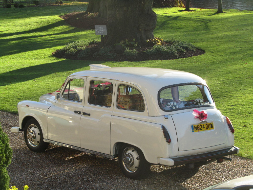 1995 FAIRWAY TAXI CLASSIC WEDDING  For Sale (picture 6 of 6)