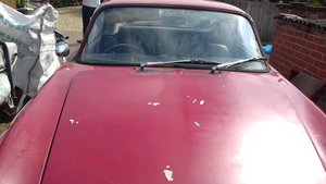 1968 Lotus Elan + 2 for restoration. For Sale