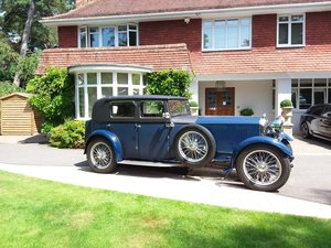 1932 LAGONDA 3 Litre SALOON For Sale