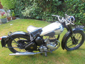 Bsa c10 1949 rigid rare post war model timewarp  For Sale