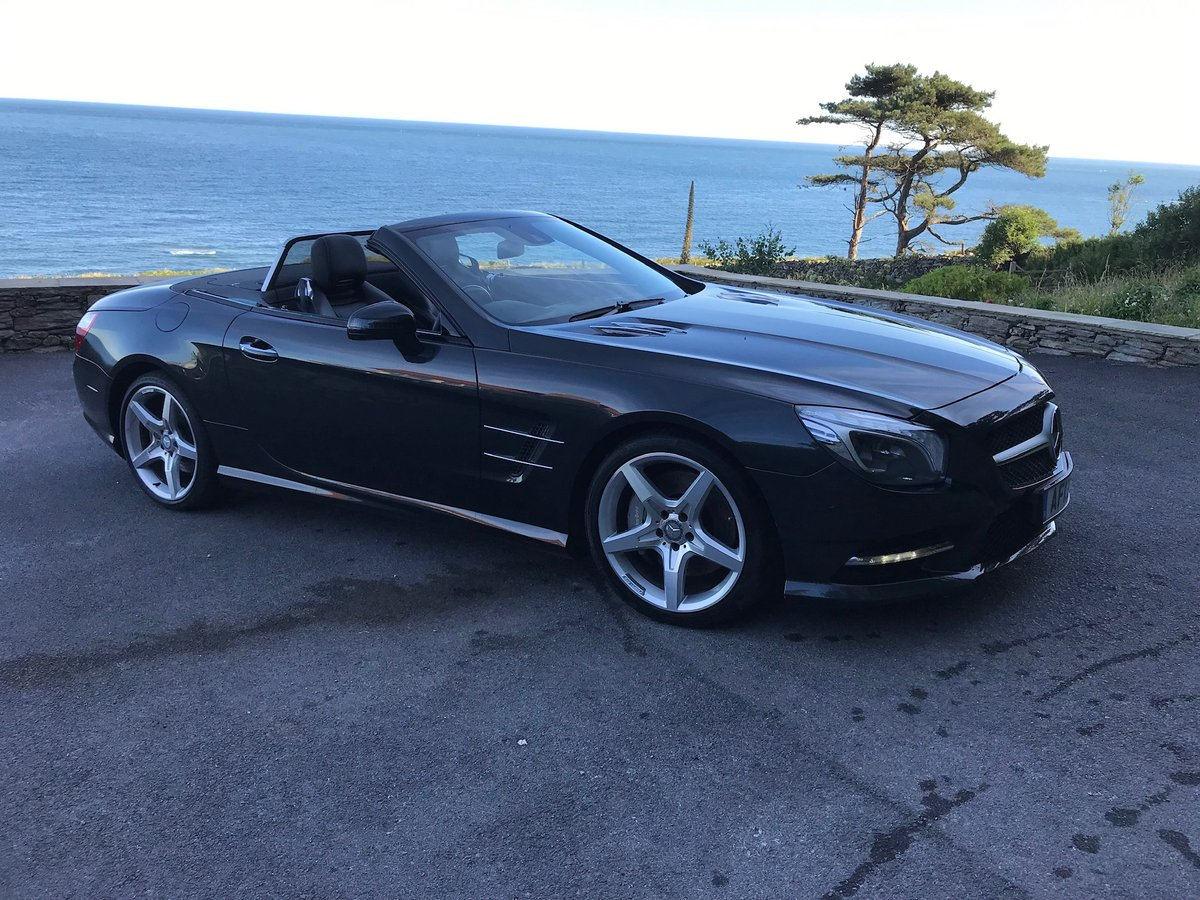 2013 SL500 V8 in superb condition SOLD (picture 6 of 6)