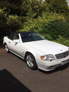 1994 Classic Mercedes Benz sl 500