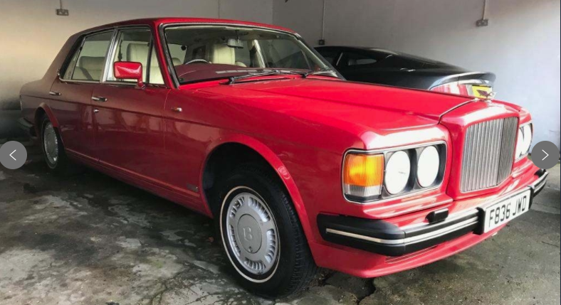 1988 Bentley Turbo R 6.8 litre For Sale (picture 1 of 6)