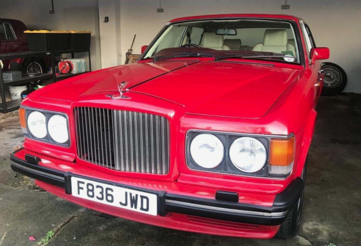 1988 Bentley Turbo R 6.8 litre For Sale (picture 2 of 6)