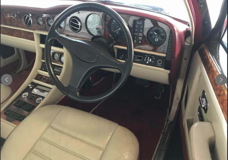 1988 Bentley Turbo R 6.8 litre For Sale (picture 6 of 6)