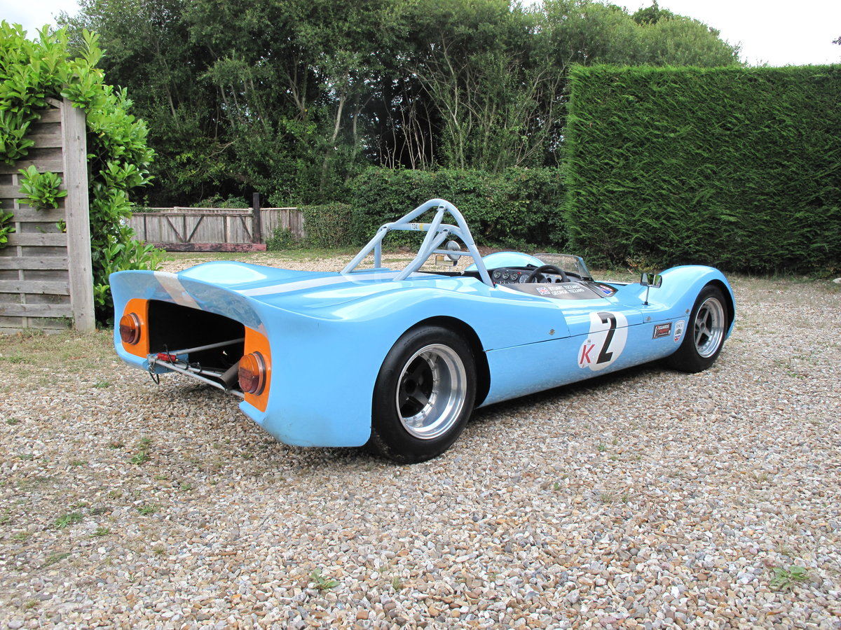 1968 Lenham P100 Sports Race Car For Sale (picture 2 of 6)