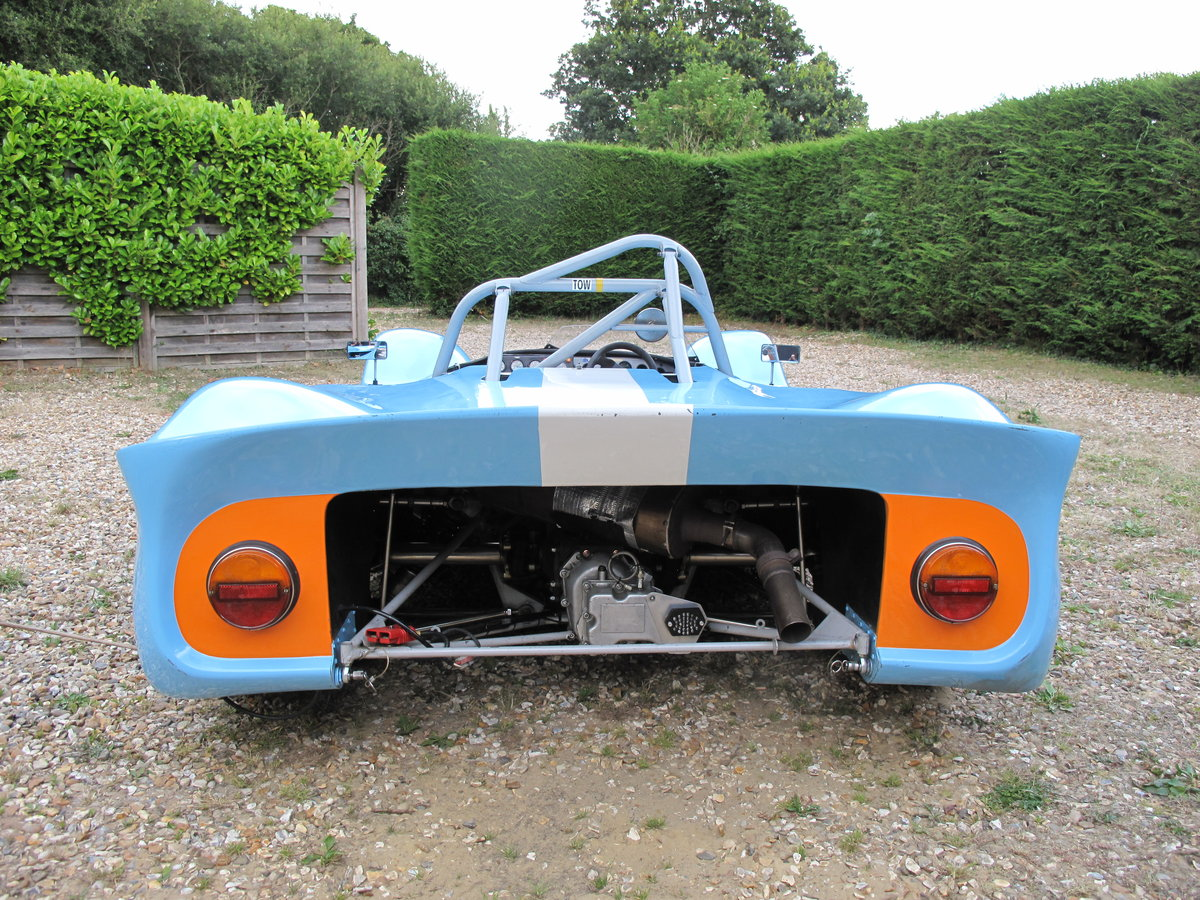 1968 Lenham P100 Sports Race Car For Sale (picture 6 of 6)