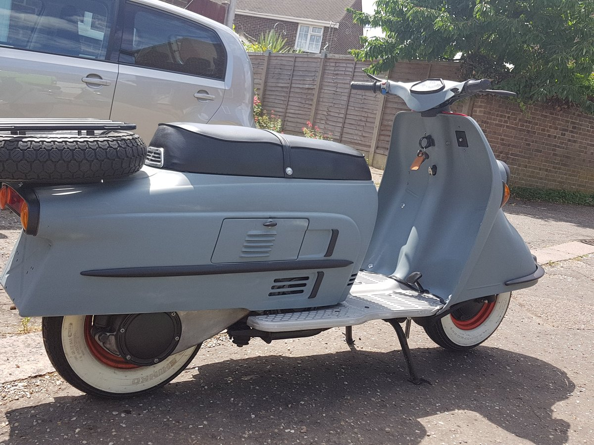 1965 Heinkel Tourist scooter Classic  For Sale (picture 1 of 6)