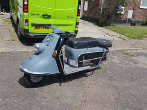 1960 Heinkel Tourist scooter Classic  For Sale