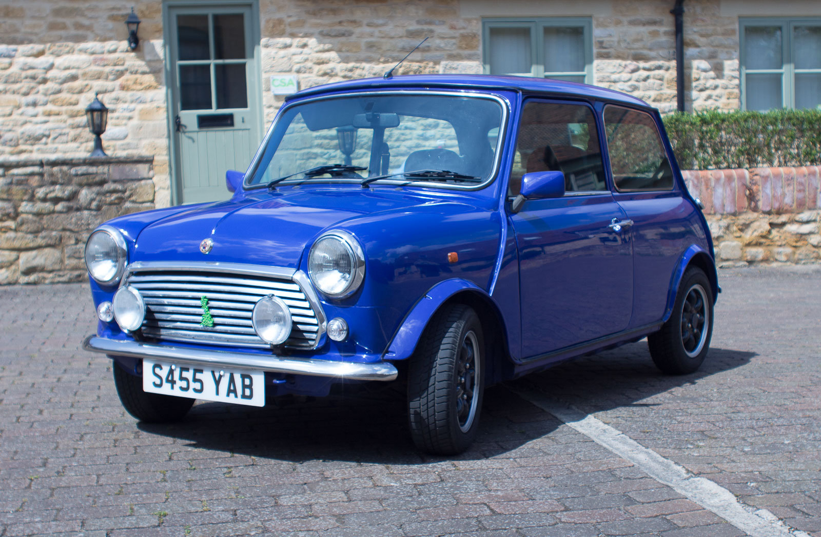 1999 Mini Paul Smith 1.3 MPI For Sale (picture 2 of 6)