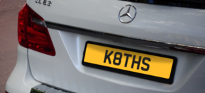 K8THS - KATHS - number plate For Sale