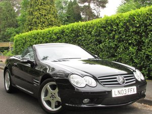 2003 Mercedes-Benz SL500 F/S/H,Fully loaded,Warranty For Sale