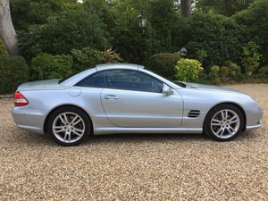 Mercedes SL AMG body kit factory fitted 2007