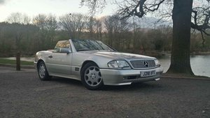 1992 SL300 24 (R129) For Sale