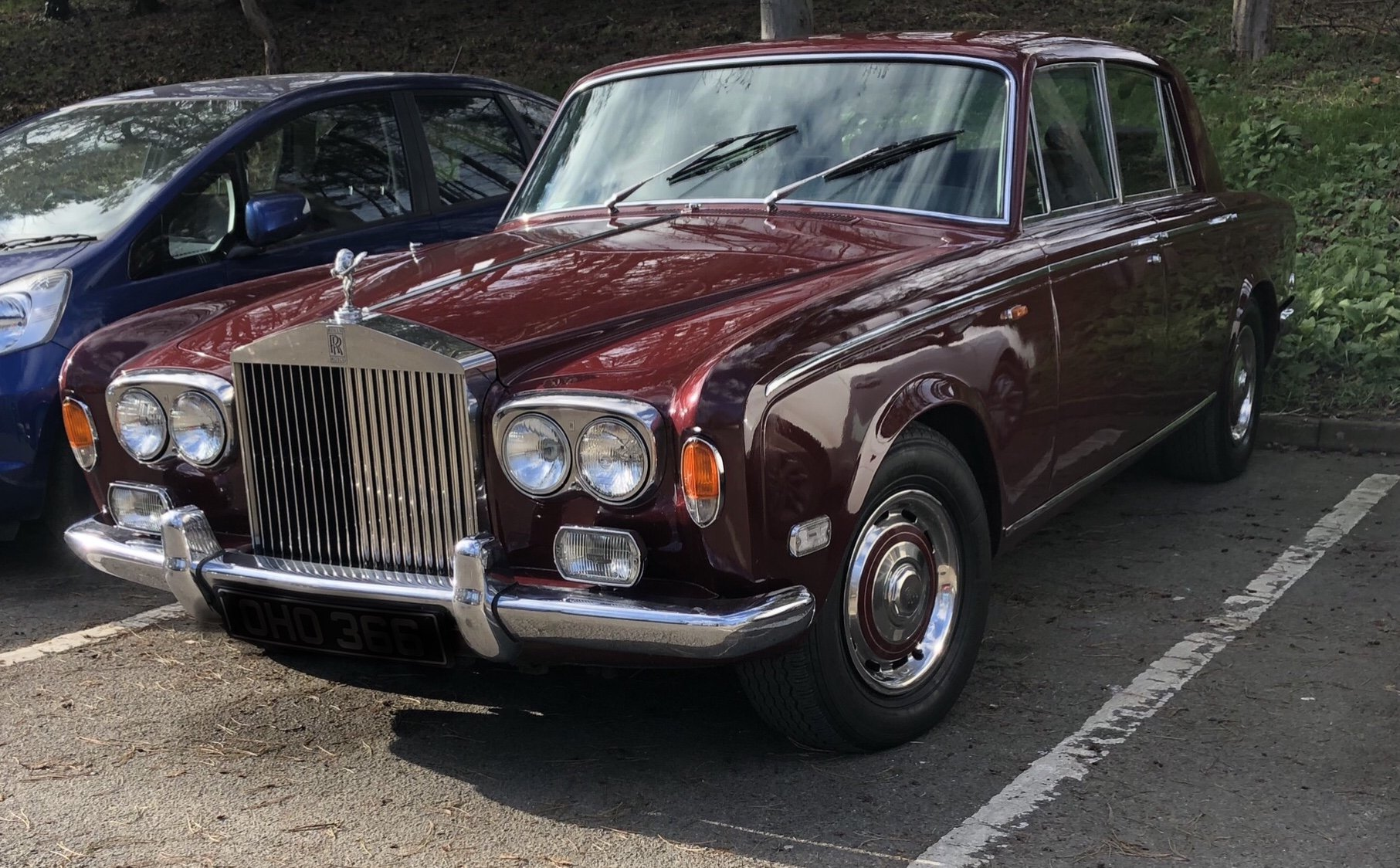 Stunning Rolls Royce Shadow oozing presence For Sale (picture 1 of 1)