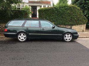 2001 Mercedes-e430-estate-7-seater 11 Months MOT