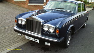 1979 rolls royce shadow 2  may p/x  why For Sale
