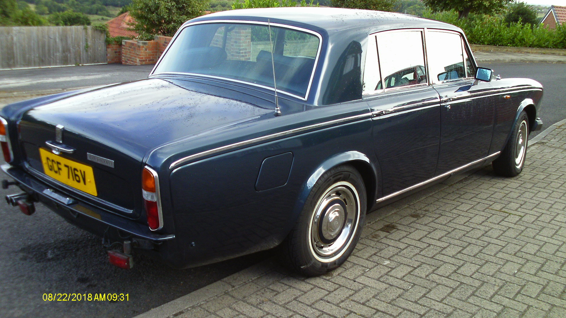 1979 rolls royce shadow 2  may p/x  why For Sale (picture 2 of 6)