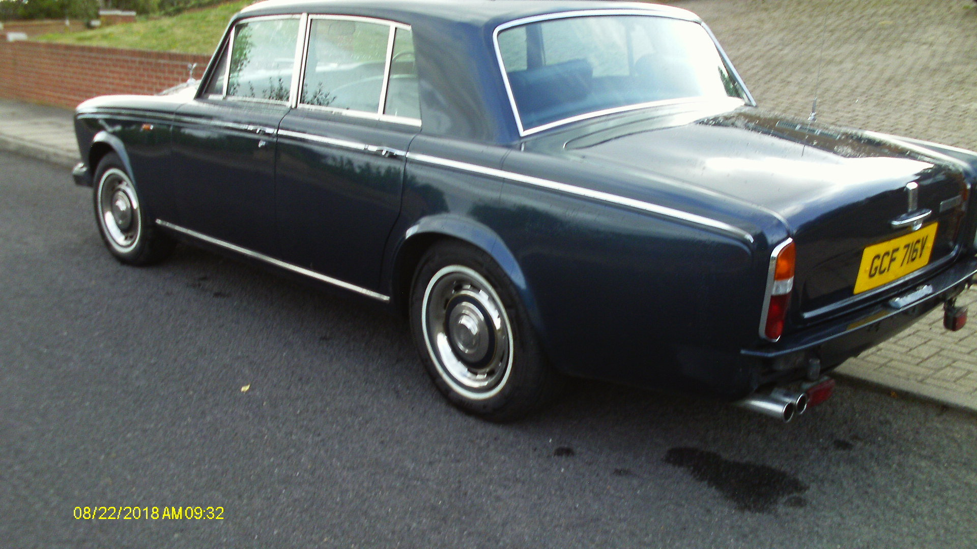 1979 rolls royce shadow 2  may p/x  why For Sale (picture 3 of 6)