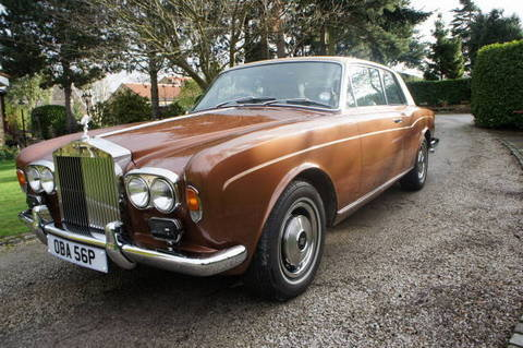 1976 Rolls Royce FHC For Sale (picture 1 of 6)