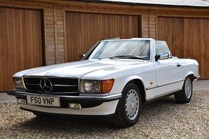 1989 MERCEDES R107 300SL. SENSATIONAL CONDITION For Sale