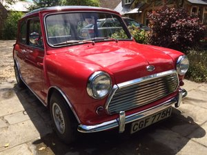 MINI COOPER MK2 - 1969 - 1275 S SPEC - RESTORED For Sale