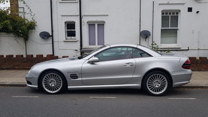 2003 Mercedes AMG SL55 - 79k miles For Sale